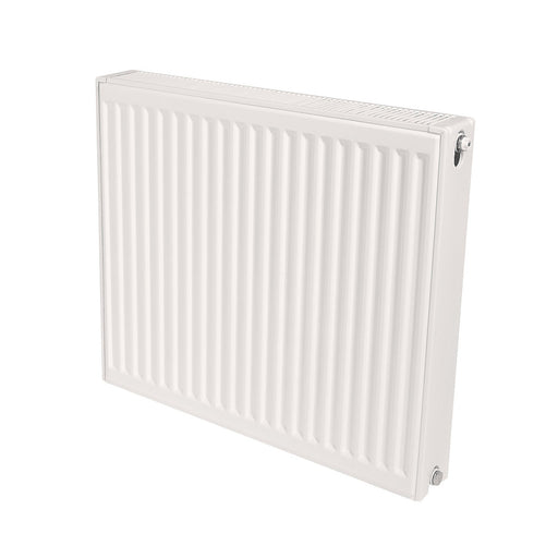 Accord Compact 22 Double Panel Radiator 600x600 - Image 1