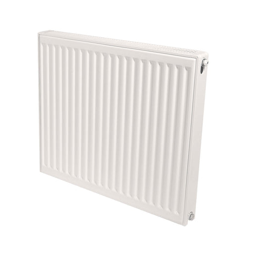 Accord Compact 21 Double Panel + Radiator 600x600 - Image 1