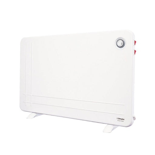 Dimplex Freestanding Or Wall-Mounted Panel Heater White 800W (8841H) - Image 1
