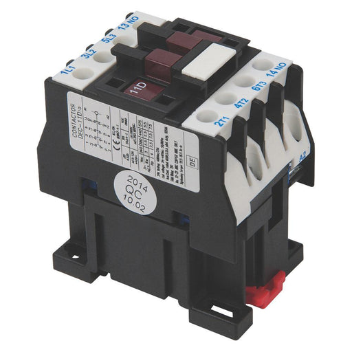 Hylec Dec 3 Pole Contactor 5.5Kw At 400V - Image 1