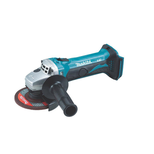 "Makita Cordless Angle Grinder Brushed DGA452Z 18V Li-Ion LXT 4½"" Bare Unit - Image 1"