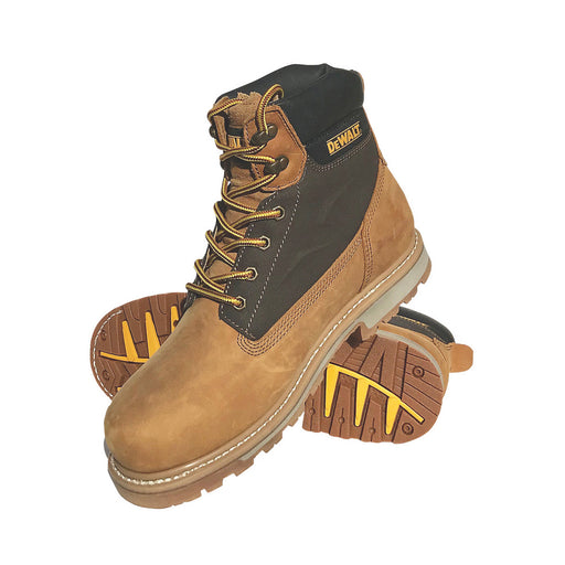 DeWalt Axle Safety Boots Honey Size 9 - Image 1