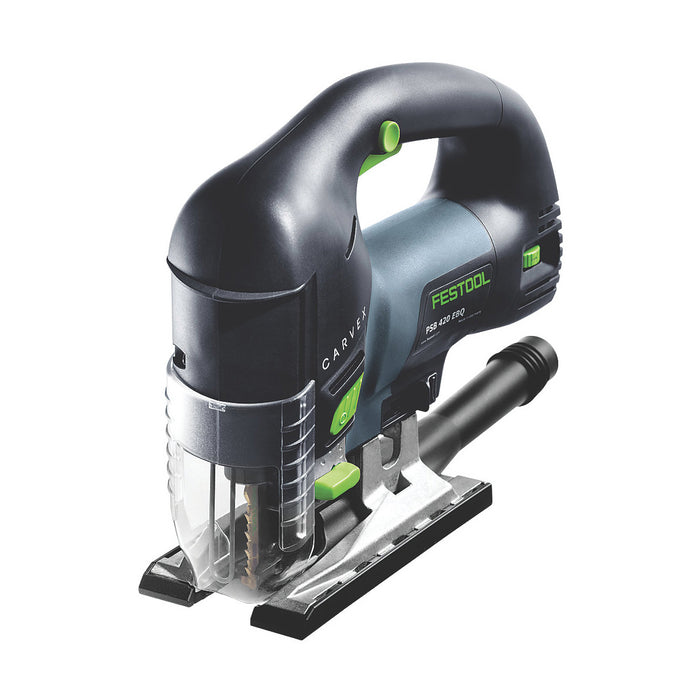 Festool CARVEX PSB 420 EBQ-Plus GB Jigsaw 110V - Image 1