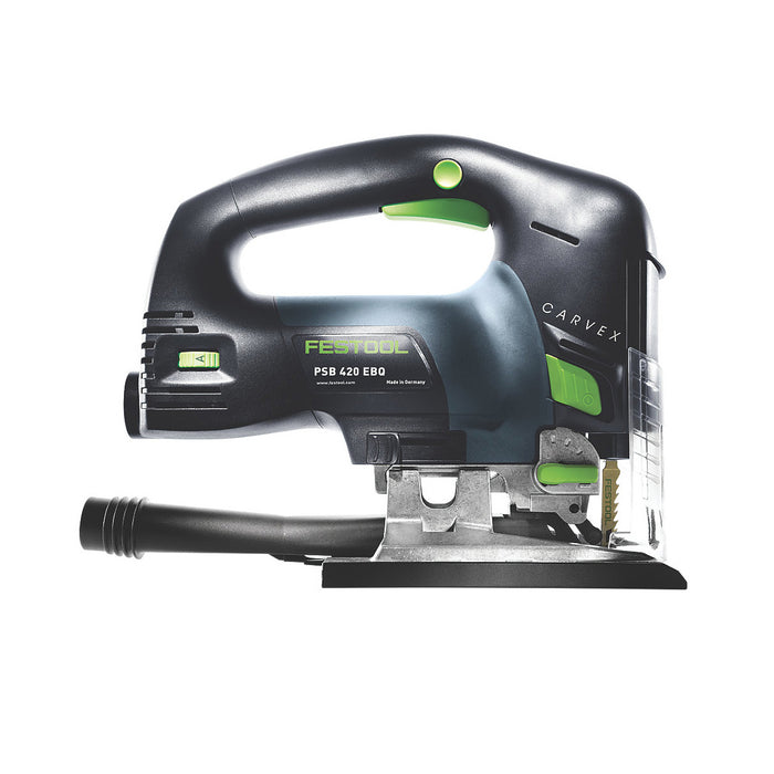 Festool CARVEX PSB 420 EBQ-Plus GB Jigsaw 110V - Image 2