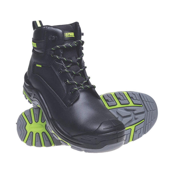 Apache ATS Dakota Safety Boot Black Size 7 - Image 1