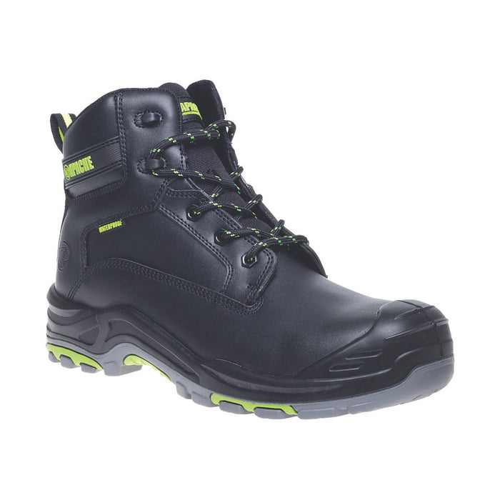 Apache ATS Dakota Safety Boot Black Size 7 - Image 4