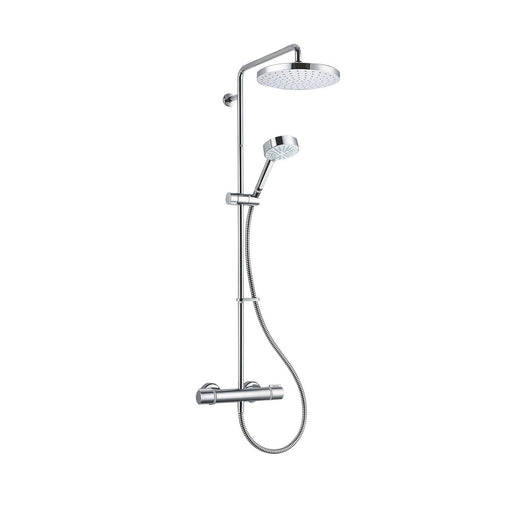 Mira Thermostatic Mixer Shower Atom ERD Exposed 4-Spray Pattern - Image 1