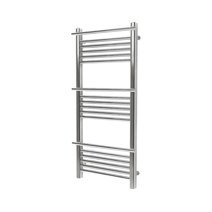 Solna Vertical Chrome 1100x500 Towel warmer - Image 1