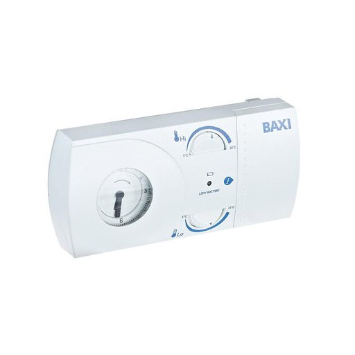 Baxi Multifit 24hr Wireless Programmable Room Thermostat - Image 1