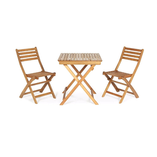 2 Seater Bistro Set Outdoor Table Chairs - Image 1