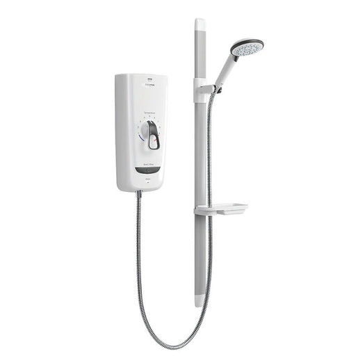 Mira Advance Flex White 8.7Kw Thermostatic Electric Shower (9308X) - Image 1