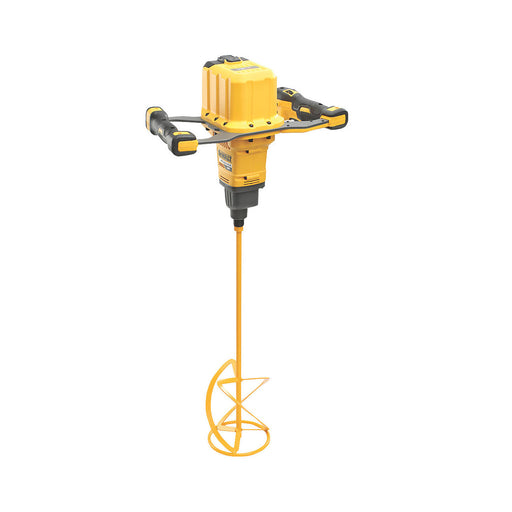 Dewalt Cordless Dual Handle Paddle Mixer DCD240X2-GB 54V 9Ah Li-Ion Flexvolt XR - Image 1