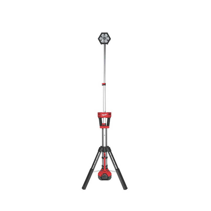 Milwaukee Cordless Rocket LED Tower Light M18 SAL-502B 2.2m 18V 5.0Ah Li-Ion - Image 1