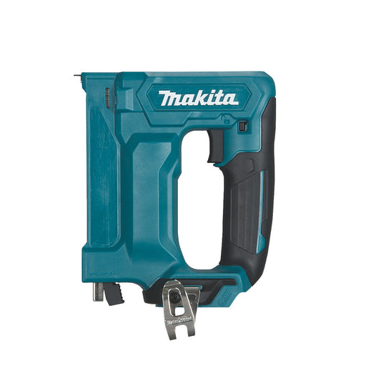 Makita Second Fix Cordless Stapler ST113DZ 10mm 10.8V Li-Ion CXT Bare - Image 1