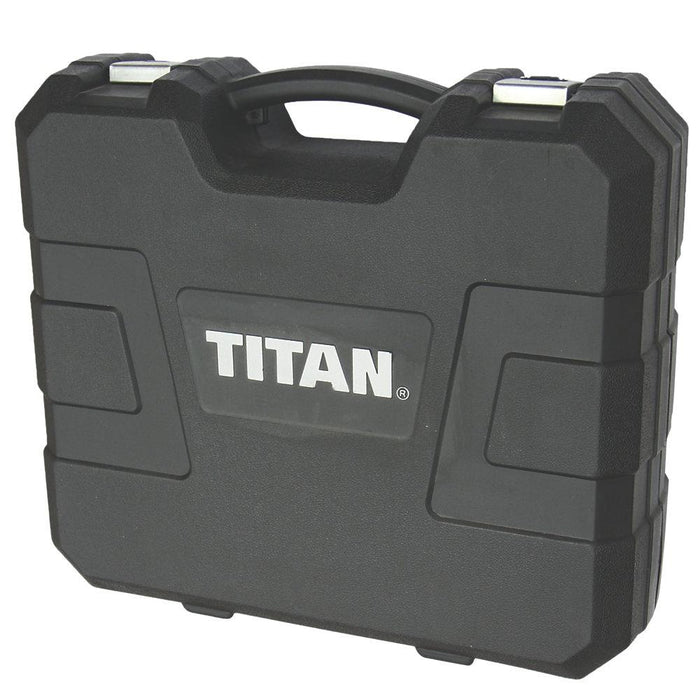 Titan TTB278SDS Electric Brushed SDS Plus Drill & 9 Piece Accessory Kit 230-240V - Image 3