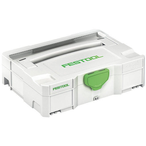 Festool Systainer T-LOC SYS 1 TL 5kg Max Load Capacity Carry Case - Image 1