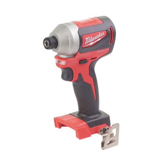 Milwaukee M18 CBLID-0 18V Li-Ion Brushless Cordless Impact Driver - Bare Body - Image 1