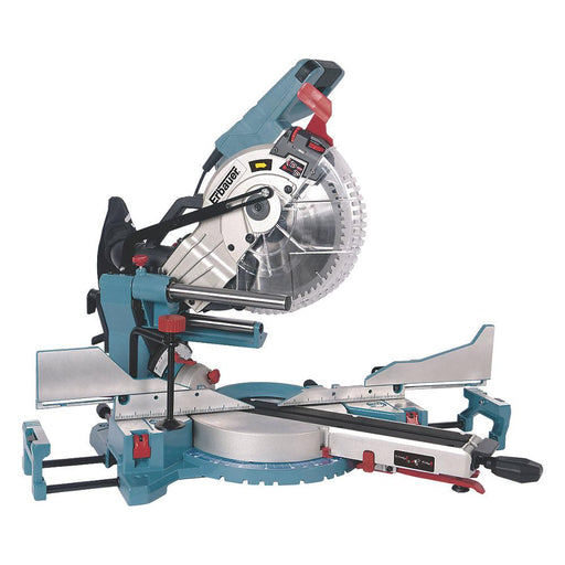 Erbauer ERB721MSW 255mm  Double-Bevel  Sliding Mitre Saw 220-240V - Image 1
