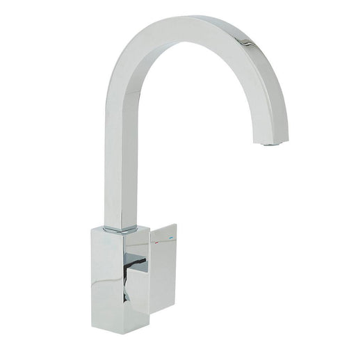 Cooke and Lewis Monobloc Mixer Kitchen Tap Chrome (9891T) - Image 1