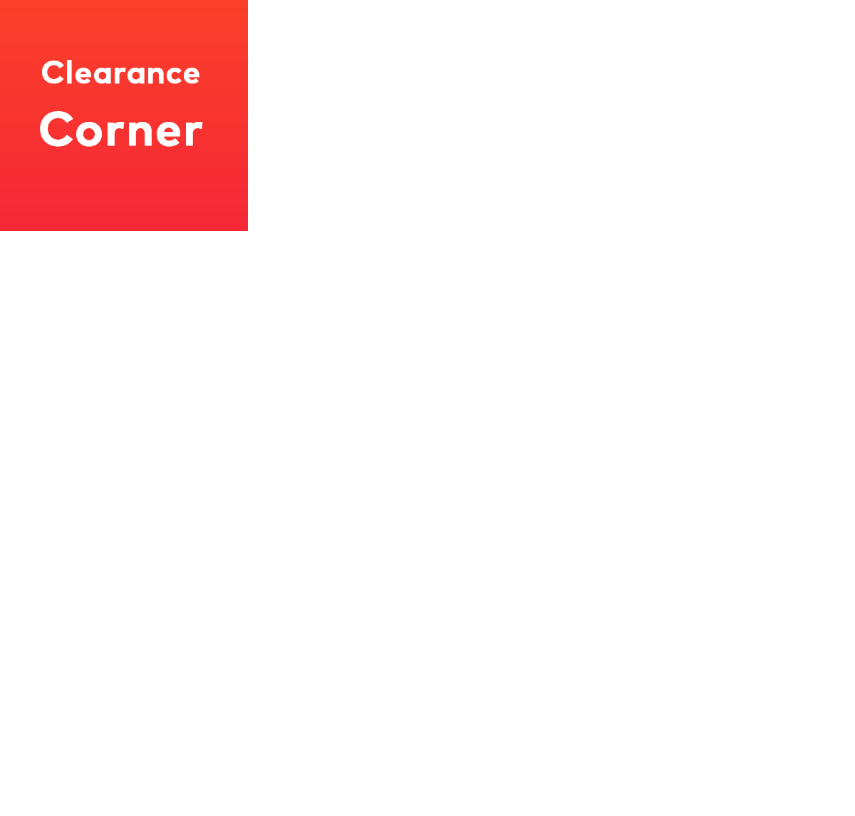 clearance-corner-badge