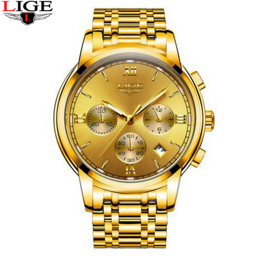 LIGE WATCHES 9817L