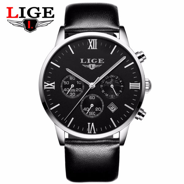 LIGE WATCHES 9807