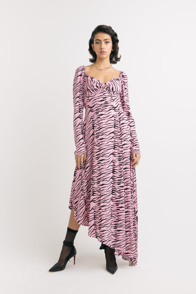 Rhodonite maxi dress