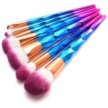 Rainbow Unicorn Brushes