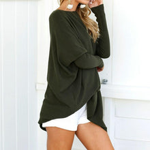Oversized Sweater Top