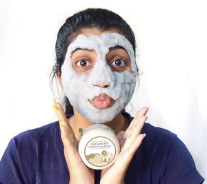 Carbonated Clay Bubble Mask