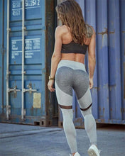 Accented Back Detail Active Leggings