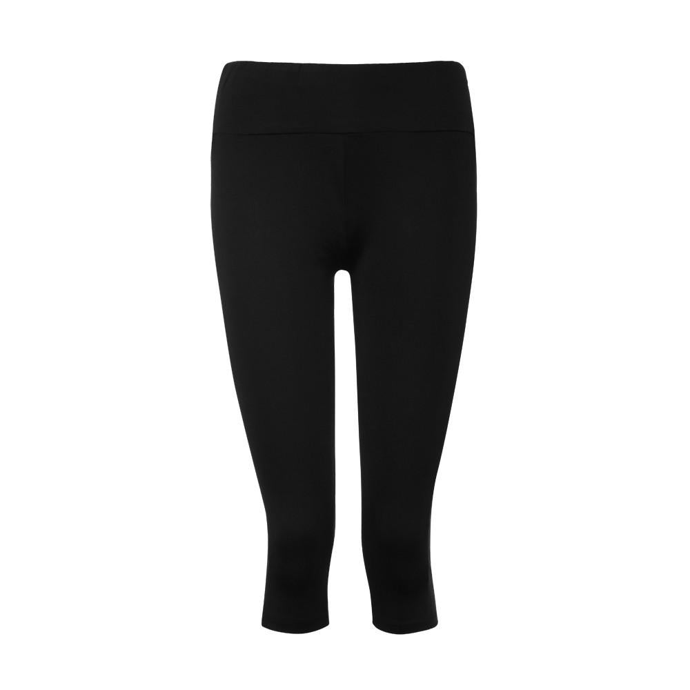 9d69d9155329e High Waist Cropped Workout Leggings – Luna Vibe