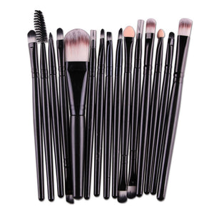 15 Piece Signature Makeup Brush Set