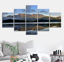 Mountain Five Piece Canvas