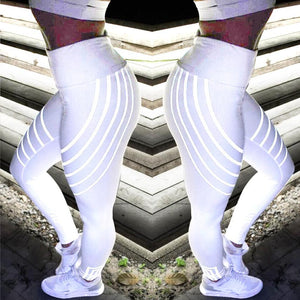 Luna Rainbow Reflective Leggings