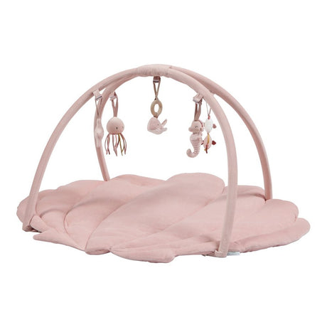 Activity Play Gym - Shell Pink