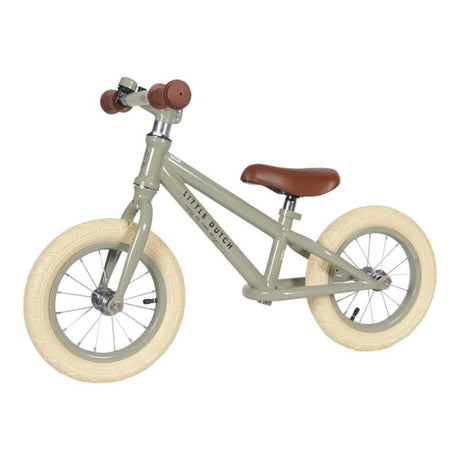 Little Dutch Balance Bike - Olive