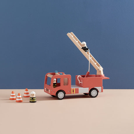 Kids Concept Large Fire Truck Aiden