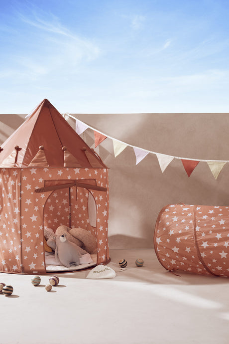 Kids Concept Rust Star Tent PREORDER SHIPPING APRIL 19th