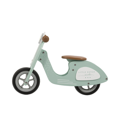 Wooden Scooter - Mint