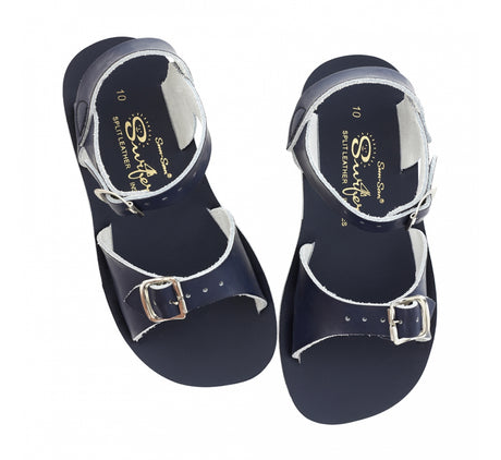 Saltwater Surfer Navy (kids) LAST SIZE 7(UK 6)