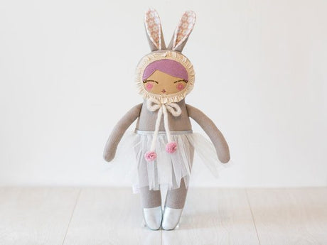 Guadalupe Creations - Bunny Girl with Tutu