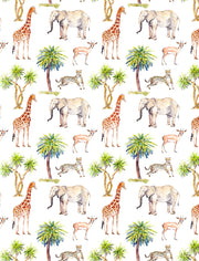 Savanna Wallpaper - Custom Order