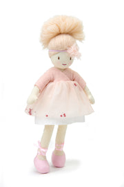 Amelie Rag Doll with Outfit