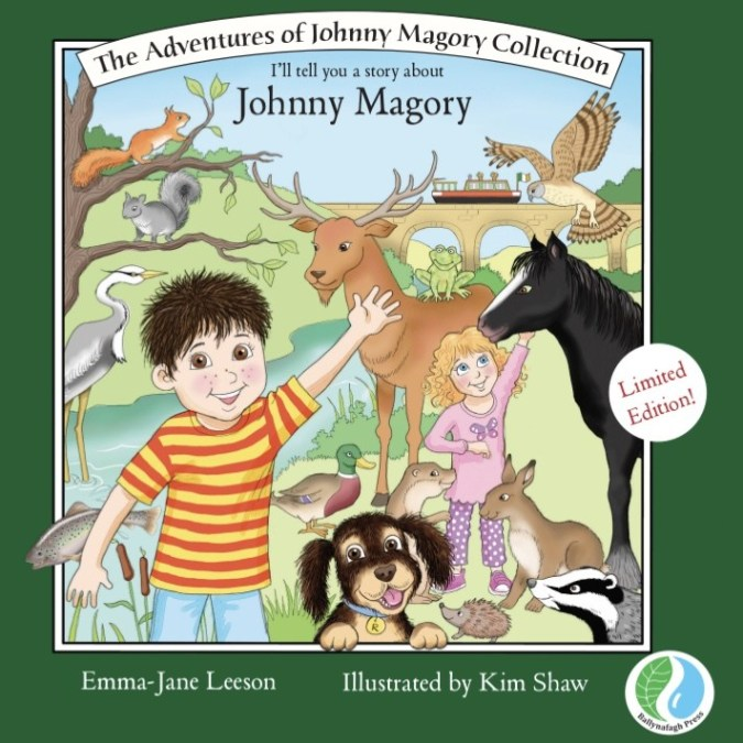 I'll Tell You A Story About Johnny Magory - Limited Edition Hardback Collection