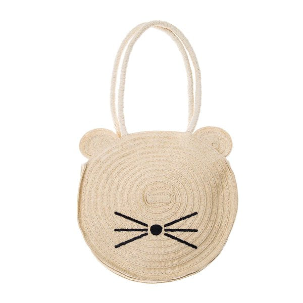 Little Mouse Basket Bag