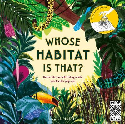 Whose Habitat is That? (Pop up Book) 4-8y
