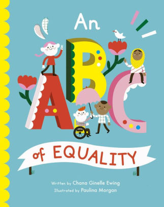 ABC of Equality (Ages 3+)