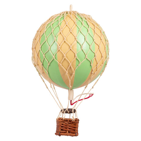 AUTHENTIC MODELS HOT AIR BALLOON Double Green - NEW