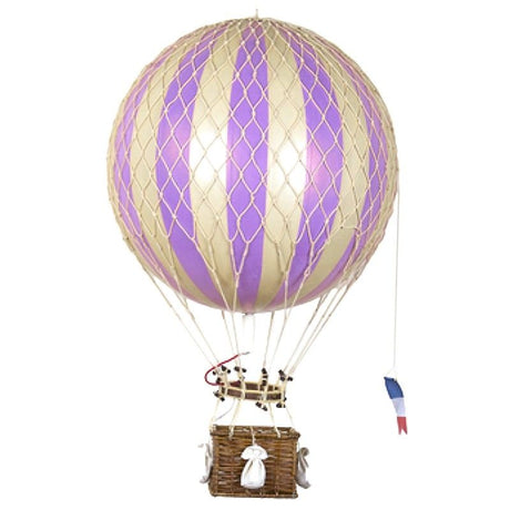 AUTHENTIC MODELS HOT AIR BALLOON LAVENDER